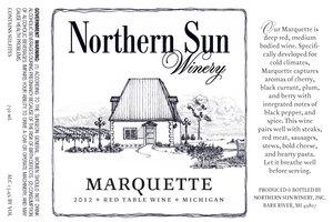 Marquette Wine